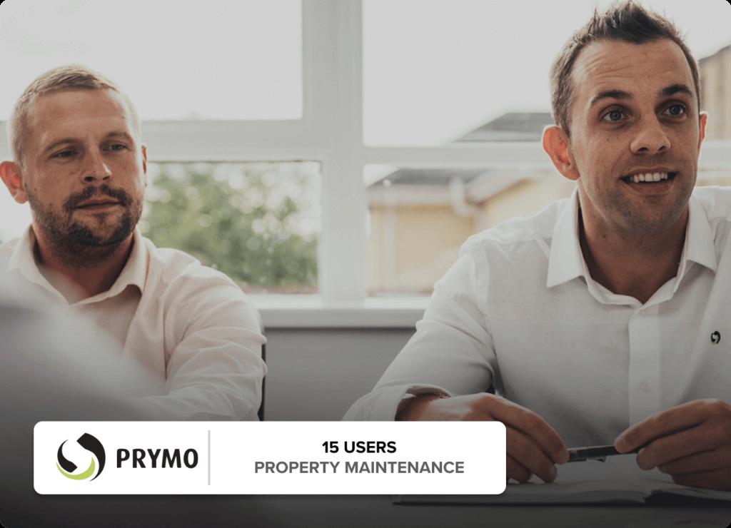 Prymo home page 1
