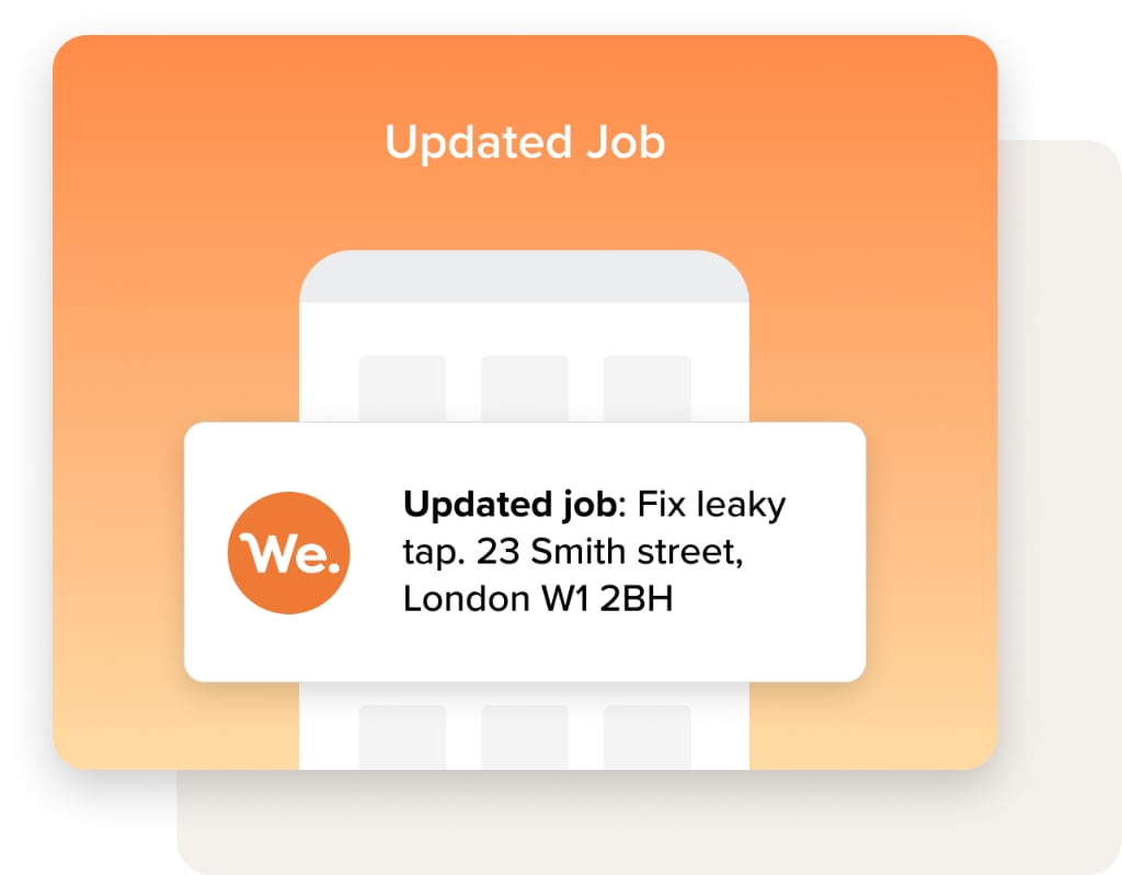 updated job mobile