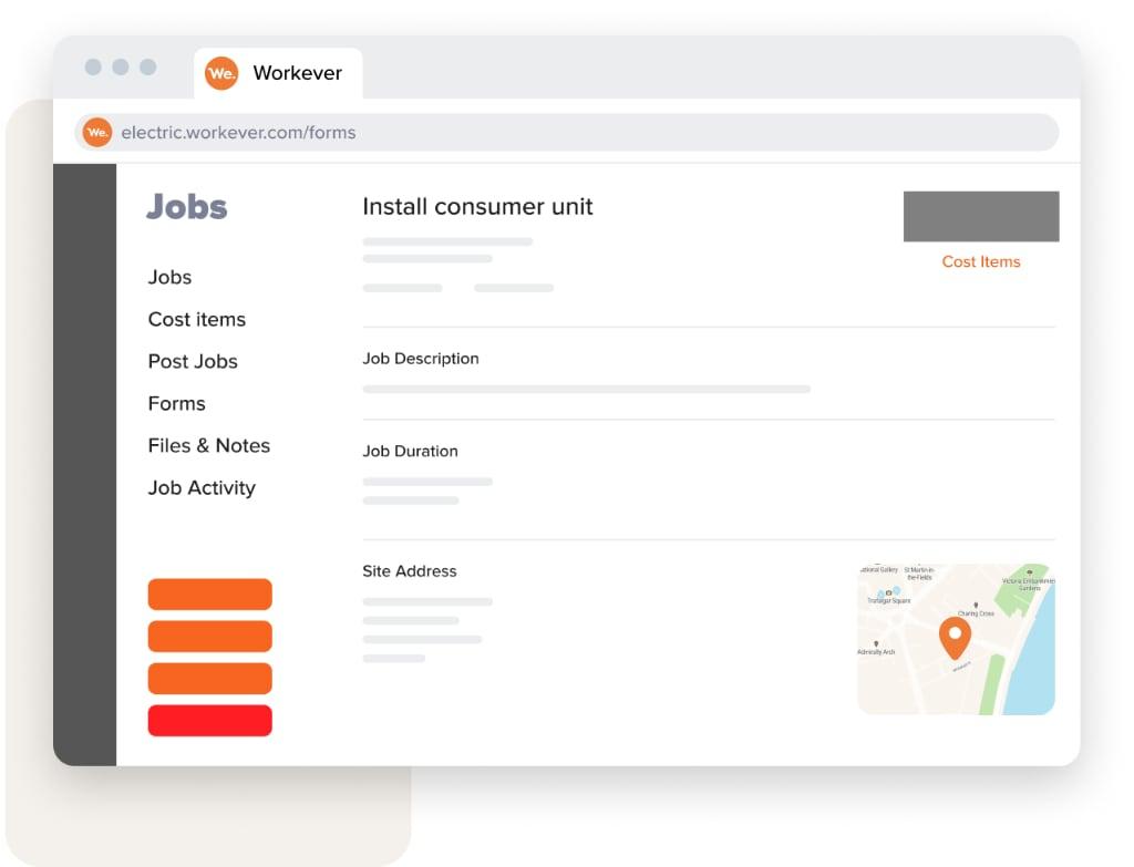 view job web screen