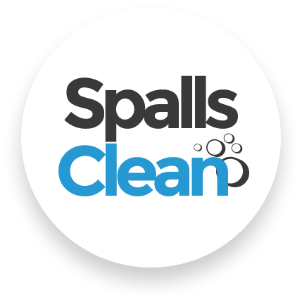 The Spalls Clean Logo