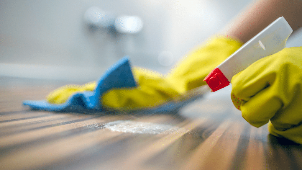 How To Set Up A Cleaning Company In The UK Pic