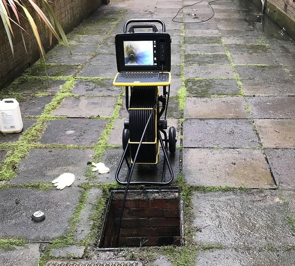 drain CCTV